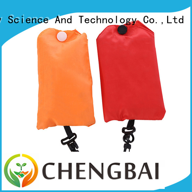 Best non woven t-shirt bag supermarket company for packing