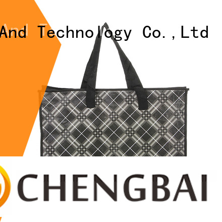 Customized design pillow bag different style non woven bag with zipper