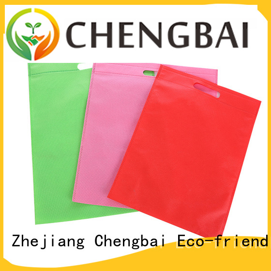 High-quality pp shopping bag metallic factory for promotion