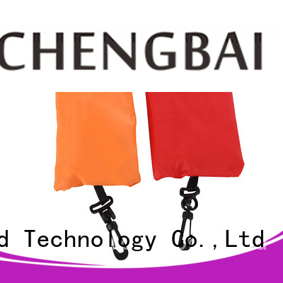 Chengbai China foldable shopping bag fast dispatch for packing