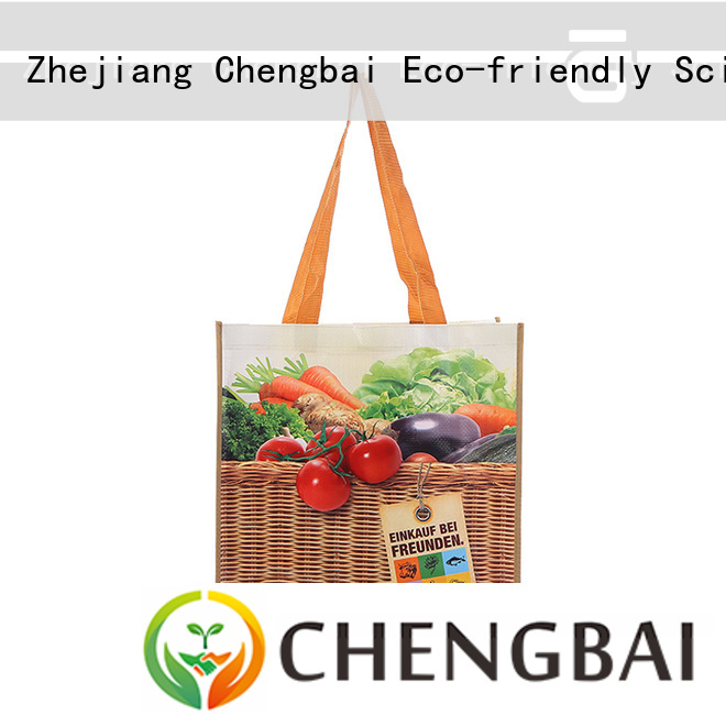 reusable laminated pp woven bag design great deal for daily necessities