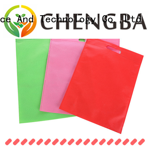 Custom non woven polypropylene bag manufacturers non request for quote for shopping
