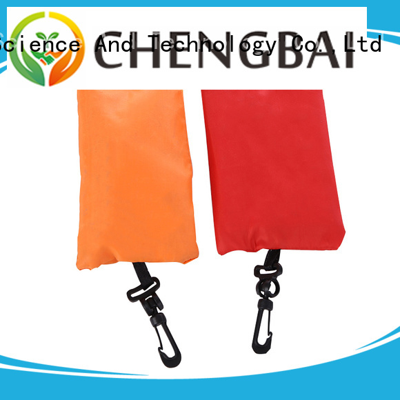 Chengbai Custom custom shopping bags Suppliers for daily necessities