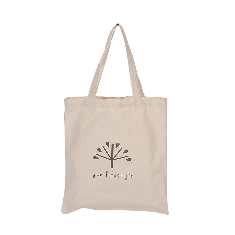 Wholesale High Quality Durable Cotton Reusable Tote Custom Shopping Bag canvas bag