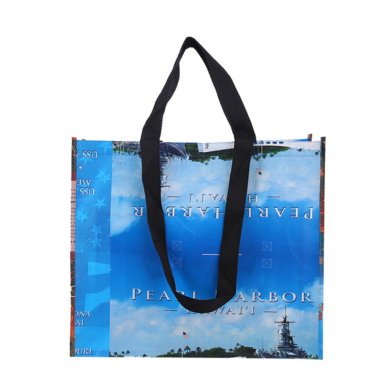 Promotional industrial laminated non woven bags shopping bag non woven packing bag