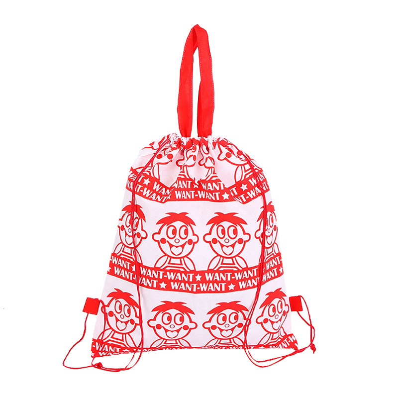 Hot sale new design customized logo good print polyester bag