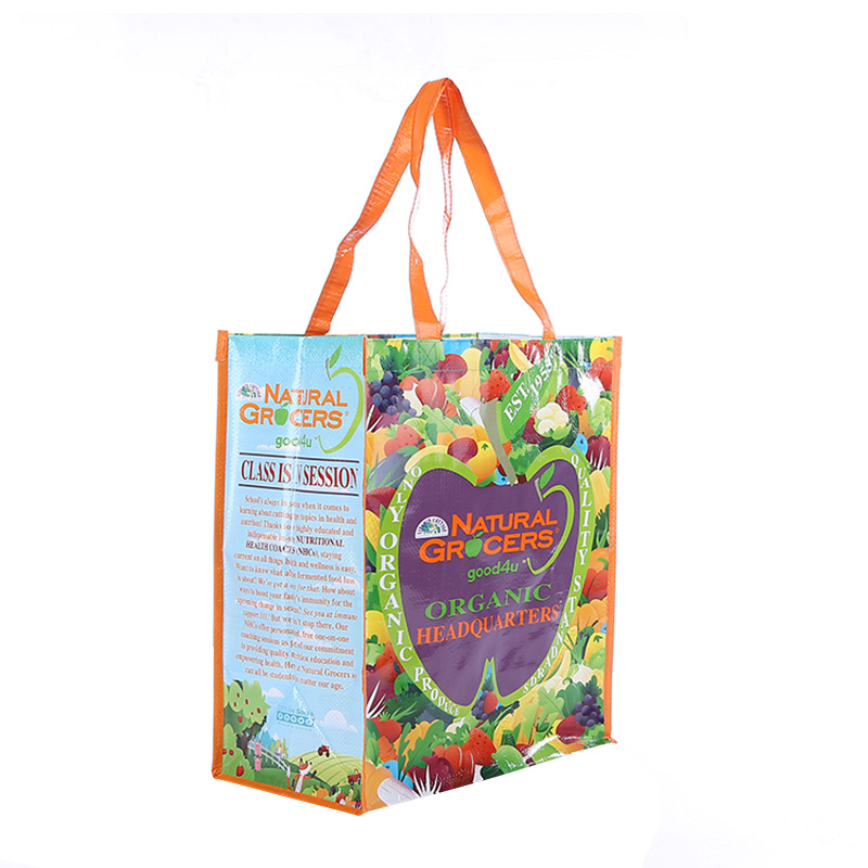 Top PP woven shopping bags outdoor exporter for packing-1