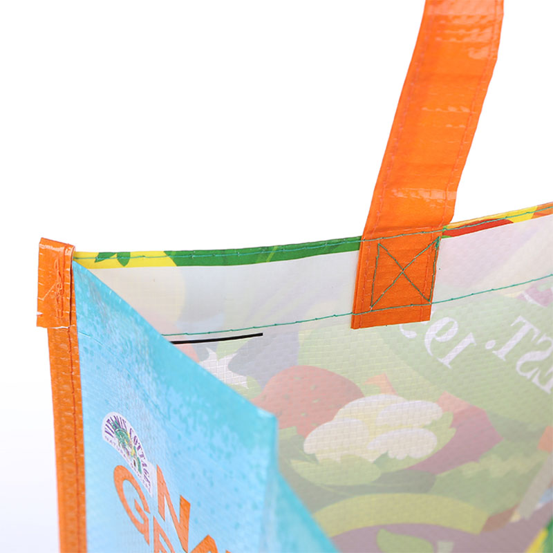 Top PP woven shopping bags outdoor exporter for packing-2