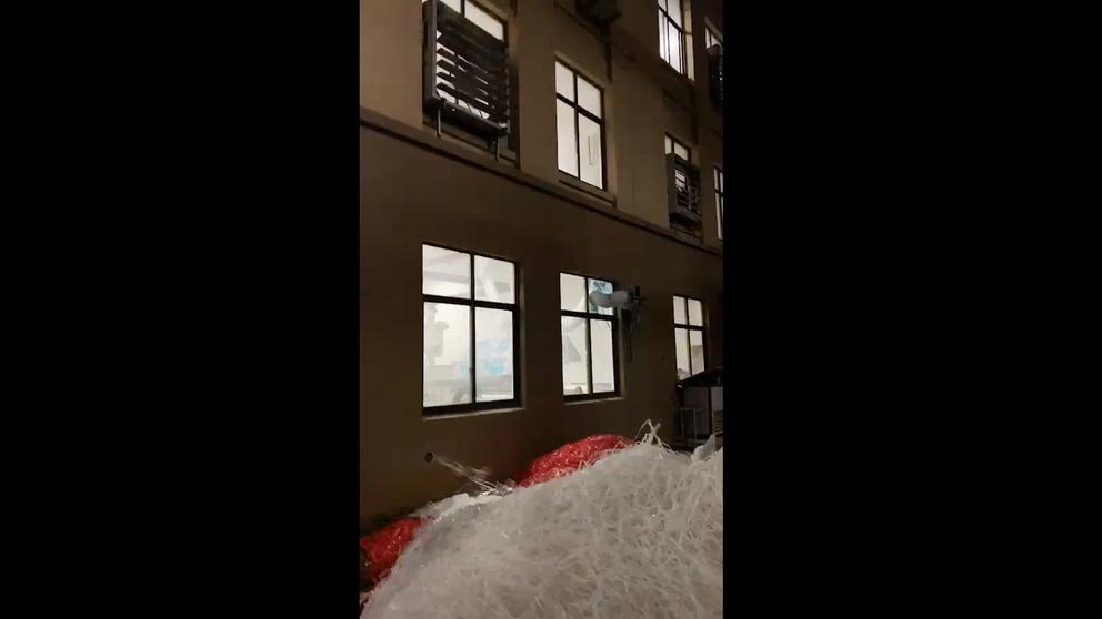 Non Woven Bag Fabric Factory