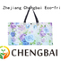New non woven polypropylene shopping bags fabric awarded supplier for packing