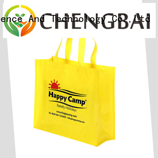 High-quality pp woven bags recycling outdoor factory for daily necessities