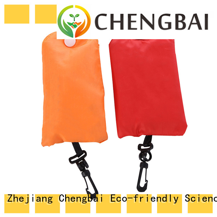 Chengbai New fashion shopping bag trendy designs for daily necessities