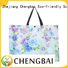 waterproof non woven carry bags folding wholesale for shopping