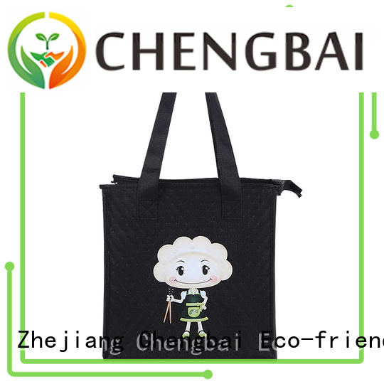 Chengbai print best cooler tote one-stop service supplier for daily necessities