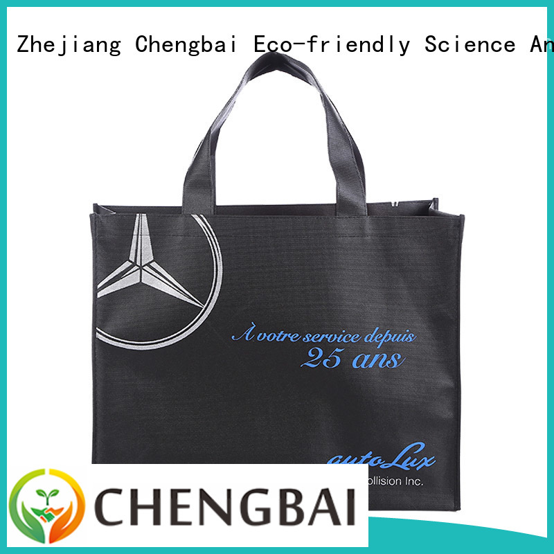 Chengbai bag non woven fabric wholesale for advertising