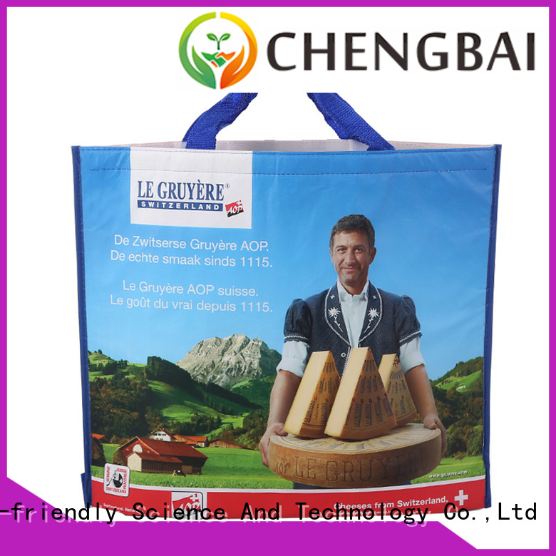 Chengbai Wholesale best cooler tote get quotes for packing