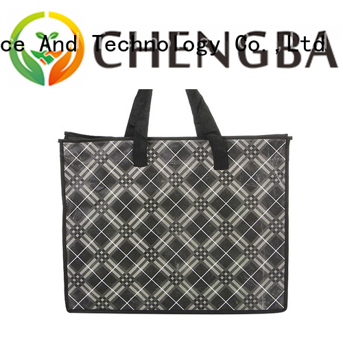 Chengbai waterproof eco shopping bags Supply for daily necessities