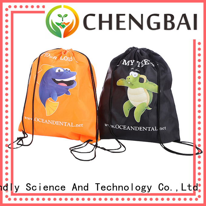 Chengbai customized nylon vs polyester bags company for daily necessities