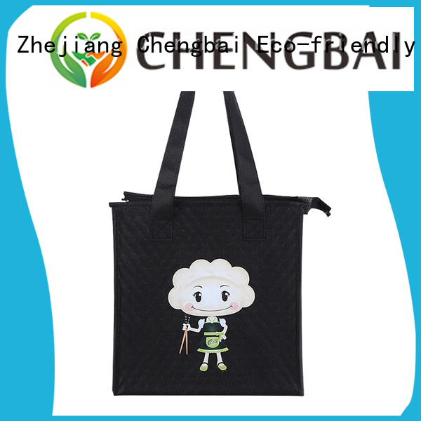 Chengbai outdoor insulated cooler tote fast delivery for daily necessities