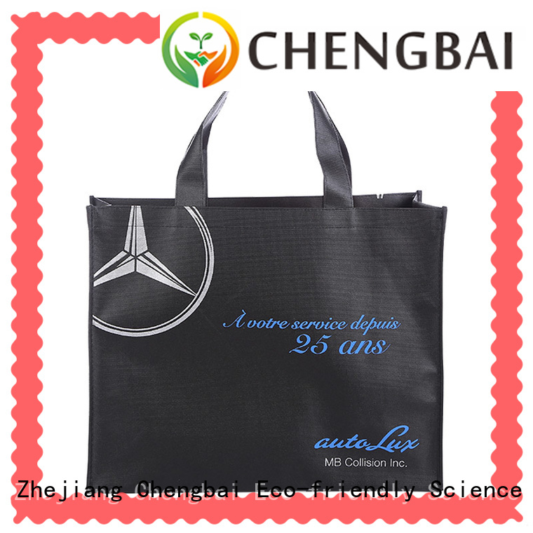 Chengbai Custom non woven bags in salem request for quote for shopping