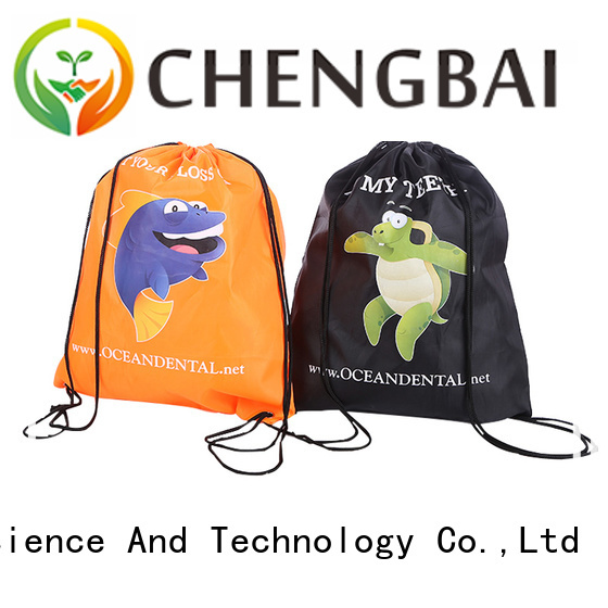 Chengbai design nylon vs polyester bags Suppliers for packing