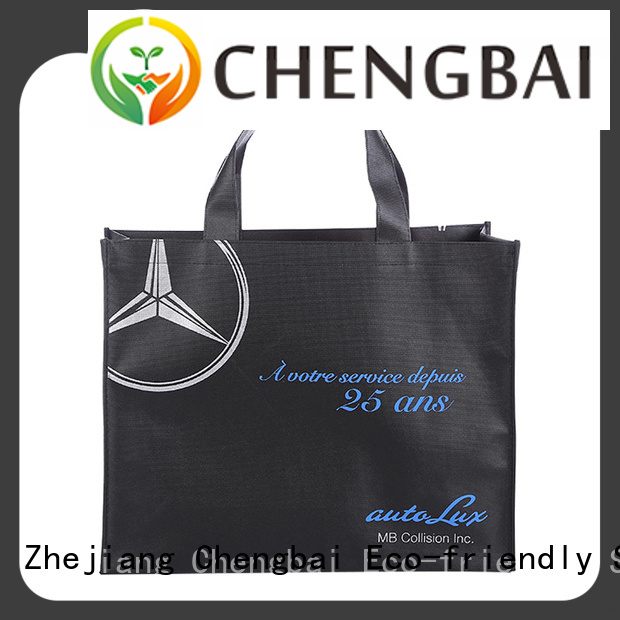 Chengbai Custom non woven cloth bags wholesale for promotion
