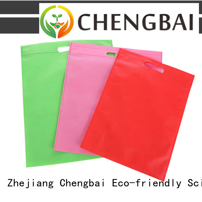 Chengbai seal non woven bags distributors bulk purchase for promotion