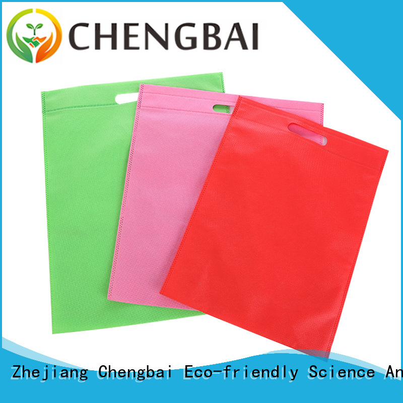 Chengbai Wholesale difference between woven and nonwoven bags wholesale for packing