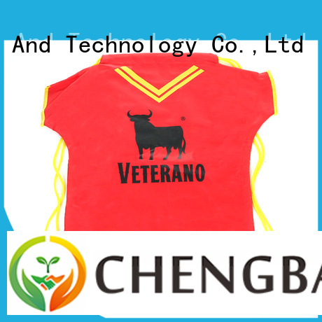 Chengbai Top polyester bag waterproof design for packing