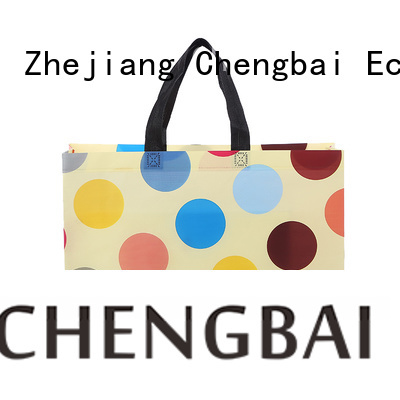 Chengbai Custom non woven bags manufacturers in hyderabad request for quote for promotion