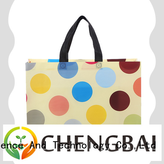 Chengbai heat non woven fabric machine wholesale for packing