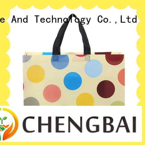 waterproof non woven bag printing design woven bulk purchase for packing