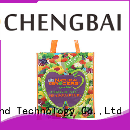 Top pp woven bags print OEM ODM for packing