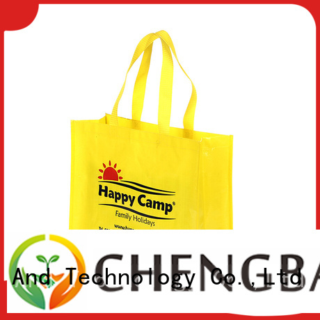 Chengbai Best pp woven bags recycling Supply for packing