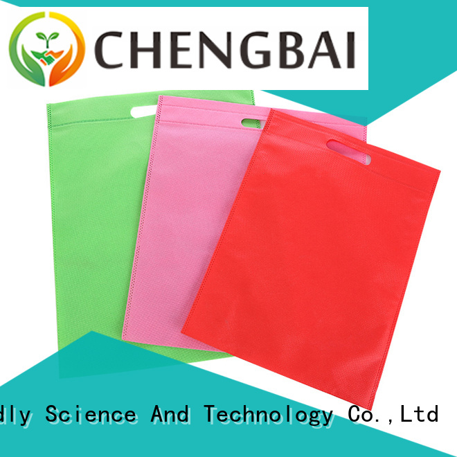 Chengbai High-quality non fabric factory for shopping
