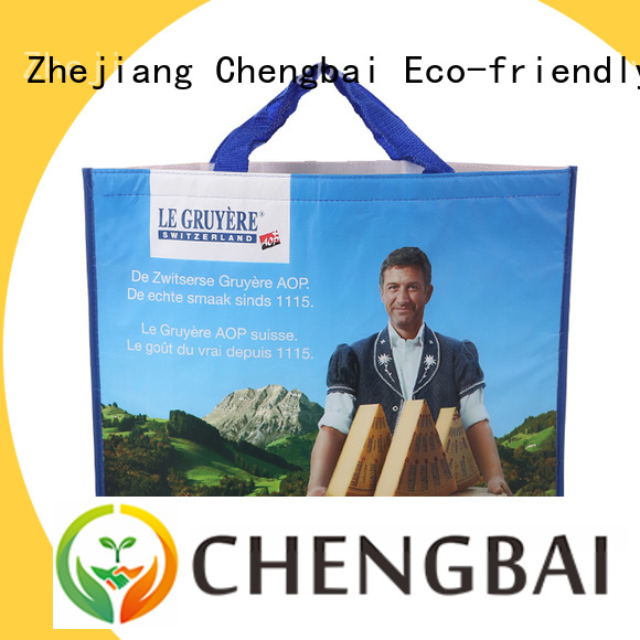 Chengbai Top portable cooler bag source now for daily necessities