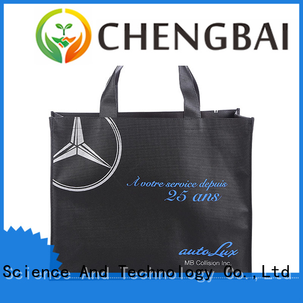 Chengbai durable how to make non woven bags request for quote for packing