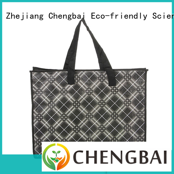 Best fashion tote bag zipper Supply for daily necessities