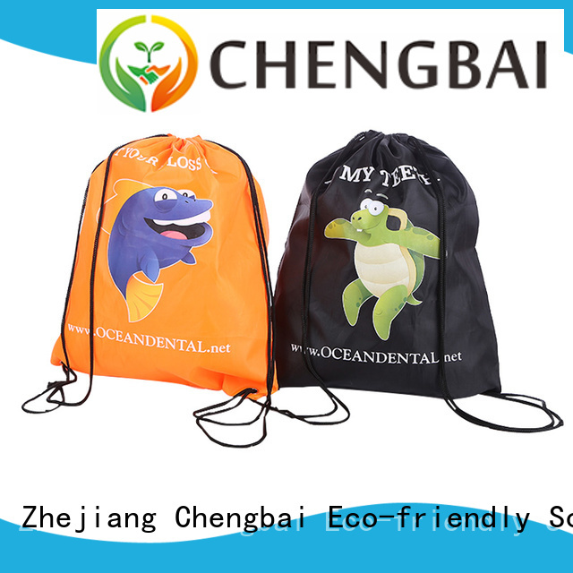 Best polyester tote bags print design for shopping