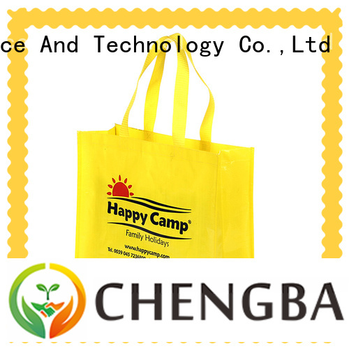 Chengbai Latest what is pp woven bag exporter for packing