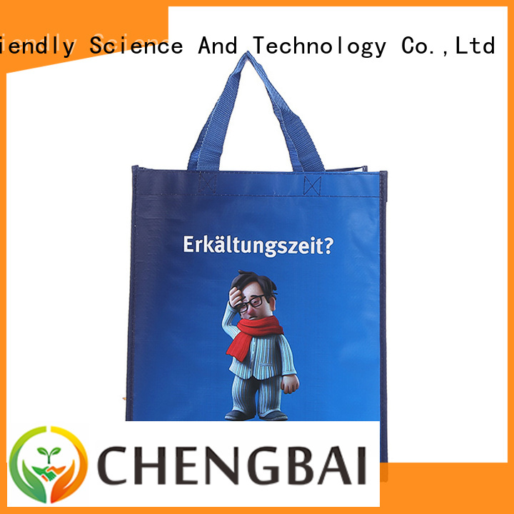 durable laminated non woven bag packing awarded supplier for promotion