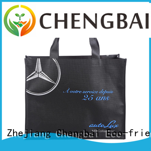 Chengbai New polypropylene shopping bags wholesale request for quote for shopping