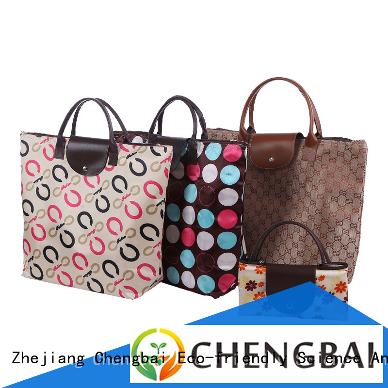 Chengbai China eco friendly shopping bags fast dispatch for packing