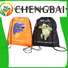 Zhejiang polyester bag waterproof black factory for packing