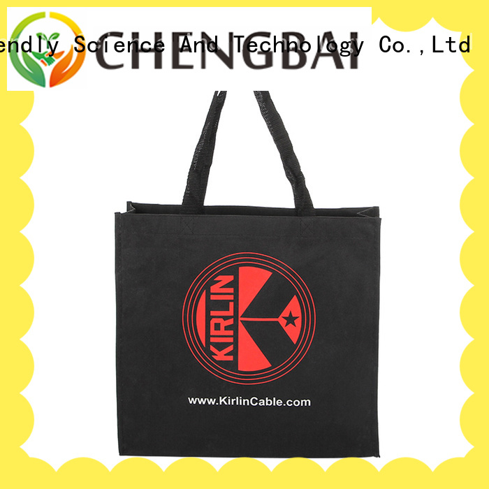 Chengbai hot selling canvas handbags special buy for daily using