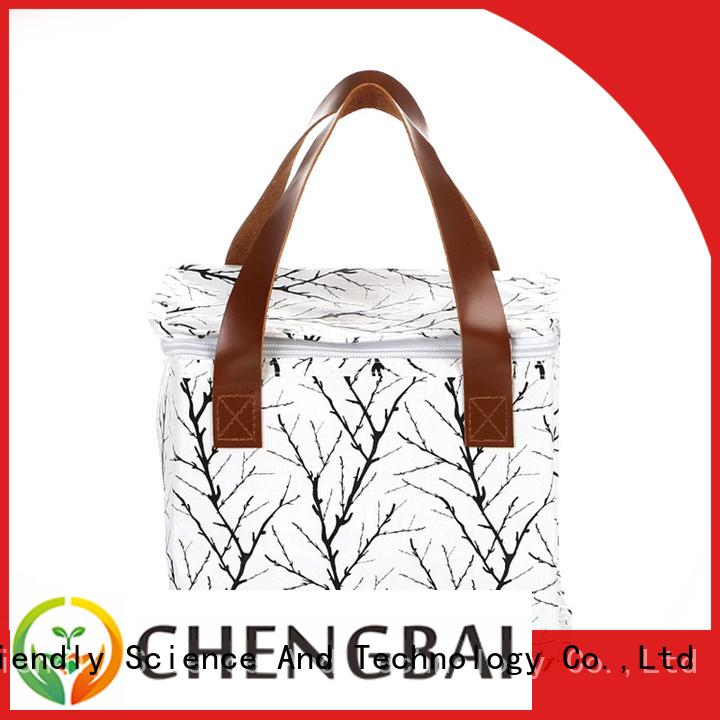 Chengbai customized aluminium foil cooler bag get quotes for daily necessities