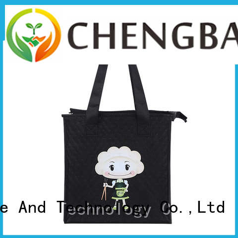 digital printing non woven cooler bag moq one-stop service supplier for packing