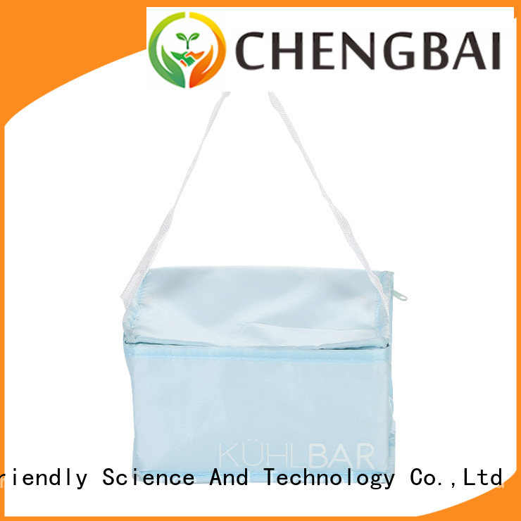 Chengbai High-quality promotional cooler bag one-stop service supplier for packing