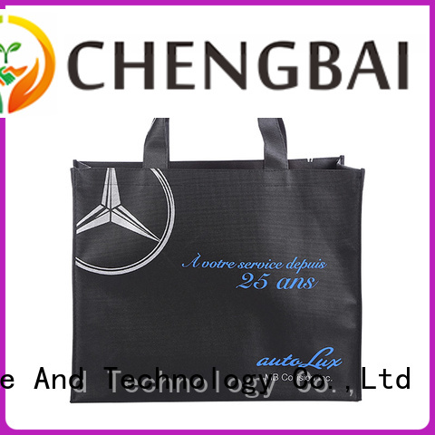 Chengbai waterproof used woven polypropylene bags factory for packing