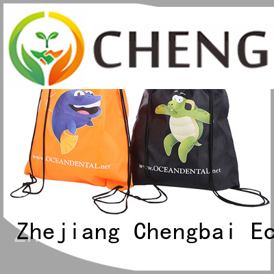 Chengbai customized polyester carry bags manufacturers for packing